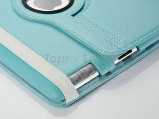 Smart Cover Case Stand For New iPad 3 iPad 2 + Screen Protector