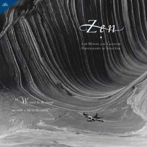 Zen by Intae Kim 2010 Wall Calendar: Office Products