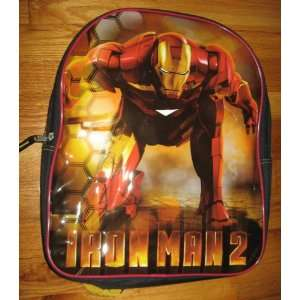 Iron Man 2 Backpack