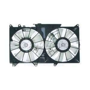 RADIATOR FAN SHROUD lexus IS300 is 300 01 04 cooling