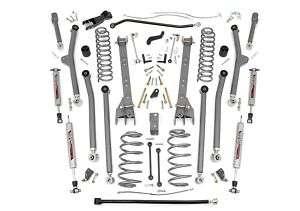 """Jeep Wrangler TJ 4"""" Long Arm Suspension Lift Kit 97 06"""
