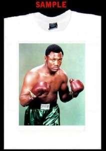 SMOKIN JOE FRAZIER CUSTOM T SHIRT TEE boxing boxer T304