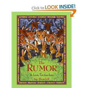 The Rumor: A Jataka Tale from India (9781897066270): Jan