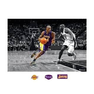 NBA Los Angeles Lakers Kobe Bryant Mural Wall Graphic