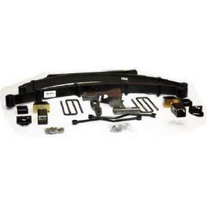Trail Master Suspension F4521 Suspension Lift Kit Ford 6in