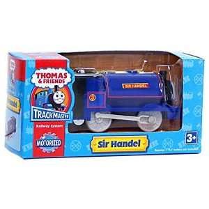 Road and Rail Battery Powered Tank Engine  Sir Handel Toys & Games