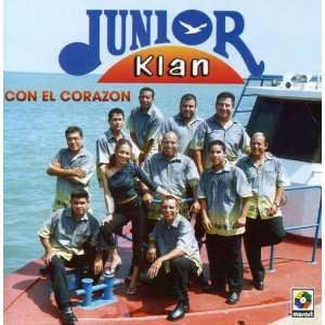 Con El Corazon: Junior Klan: Music