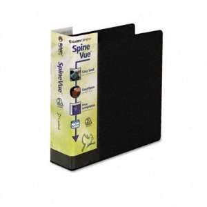 SpineVue EasyOpen Locking Slant D Ring Binders   2in