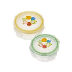 Innobaby Keepin Fresh Food Storage Containers  90ml, 2
