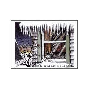 Kliban Cat Christmas Cards   Cat Winter: Office Products