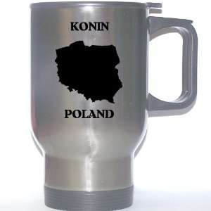 Poland   KONIN Stainless Steel Mug