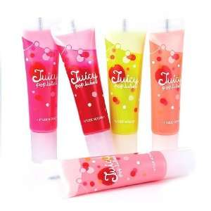Etude House Juicy Pop Tube Lip Gloss #3 Cherry soda: Beauty