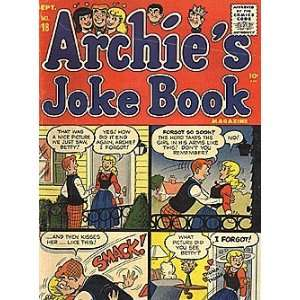 Archies Joke Book (1953 series) #18 Archie Comics Books