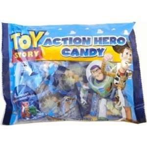 Toy Story Action Hero Candy Bags Grocery & Gourmet Food