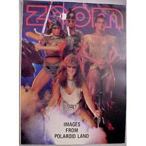 ZOOM Magazine American Edition November 1987 (Images From