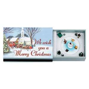 We Wish you a Merry Christmas Music Box Home & Kitchen