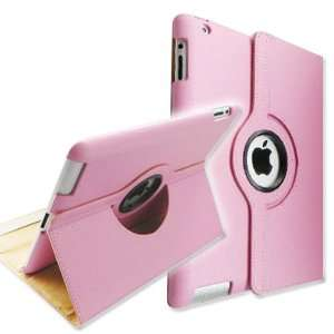 Stand Smart Cover Leather Case for Apple iPad 2 2nd Generation (Auto