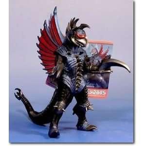 Godzilla MM Series, 7 Soft Vinyl New Gaigan 2005 Figure