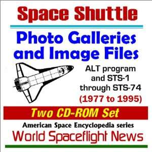 Space Shuttle Photo Galleries and Image Files  ALT program