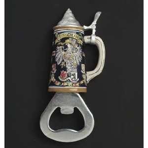 Magnetic Bottle Opener   Deutschland & Stein Shape