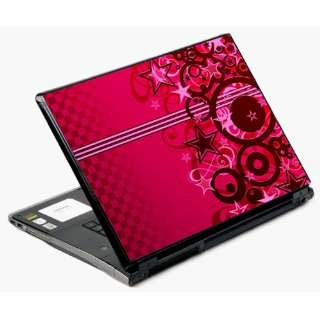 Univerval Laptop Skin Decal Cover   Circus Stars