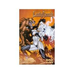 Lady Death Abandon All Hope #3: Brian Pulido: Books