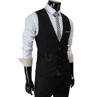 Polo Ralph Lauren Mens Dress Tuxedo Suit Vest Silver