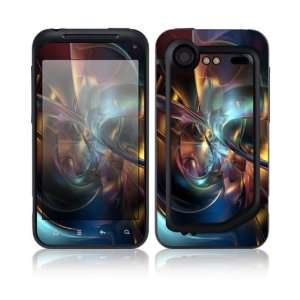 Art Design Decorative Skin Cover Decal Sticker for HTC Incredible