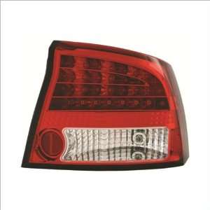 IPCW Red Led Tail Lights (1 Pair) 06 08 Dodge Charger Automotive