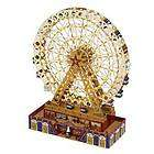 Gold Label Christmas Worlds Fair Grand Ferris Wheel