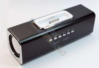 DOCKING STATION MP4 PLAYER FOR APPLE IPHONE IPOD ITOUCH CELL PHONE