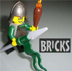 Medieval DRAGON KNIGHT Minifig LEGO Kingdoms Castle k9