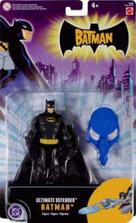 The Batman Ultimate Defender  Action Figure Mattel Toy