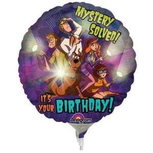 Scooby doo Birthday Mini Anagram Balloons Toys & Games