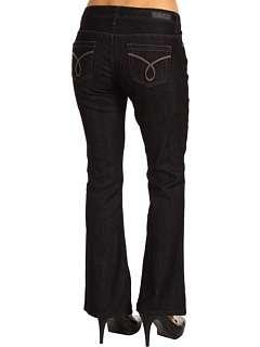 Calvin Klein Jeans Petite Petite Black Ultimate Boot Jean