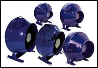 Ecoplus Supreme 6 Inline Duct Fan 440 CFM Hydroponics