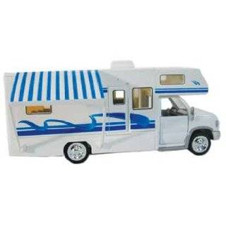 Class C Motorhome RV (Pull Back Action) (1 pc Random)