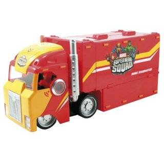 Marvel Touch Tech 5 inch Vehicle ~   Iron Man Toys & Games