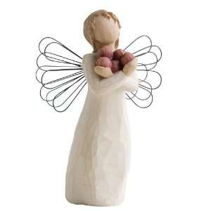 Willow Tree Good Health Angel Figurine, Susan Lordi  Home