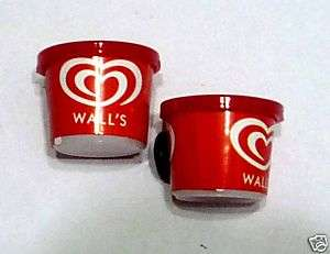 WALLS Ice Cream Tub Limited FRIDGE MAGNET Novelty