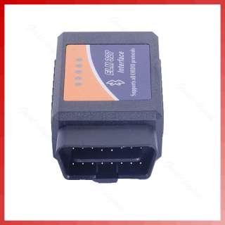 ELM327 Bluetooth OBD 2 CAN V1.4 Scan Tool Auto EOBD II