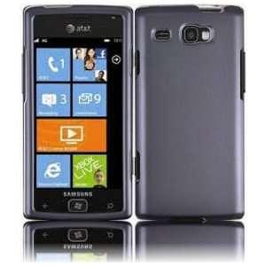 VMG Samsung Focus Flash i677 Hard Case Cover   GRAY Hard 2