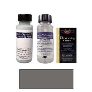 1 Oz. Niagara Silver Metallic Paint Bottle Kit for 1990