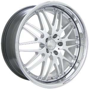 Concept One 523 Raven Hyper Silver Wheel with Painted Finish (20x8.5