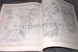 SAILOR JERRY TATTOO DRAWINGS Flash Gun Kit Machine Collins BOOK