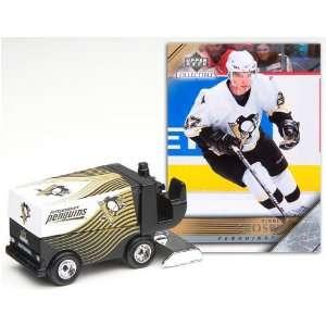 NHL Pittsburgh Penguins Mini Zamboni w/ Sidney Crosby
