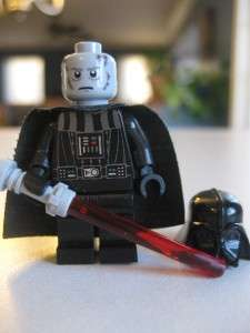 LEGO Star Wars Darth Vader Mini Figure Set # 10212 RARE