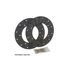 DISC BRAKE LININGS WITH RIVETS Automotive