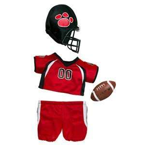 Build A Bear Workshop Football Uniform 3 pc. Toys & Games