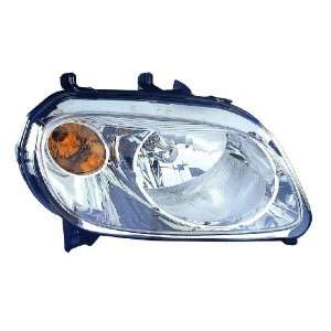 1140R AC1Y Chevrolet HHR Passenger Side Replacement Headlight Assembly